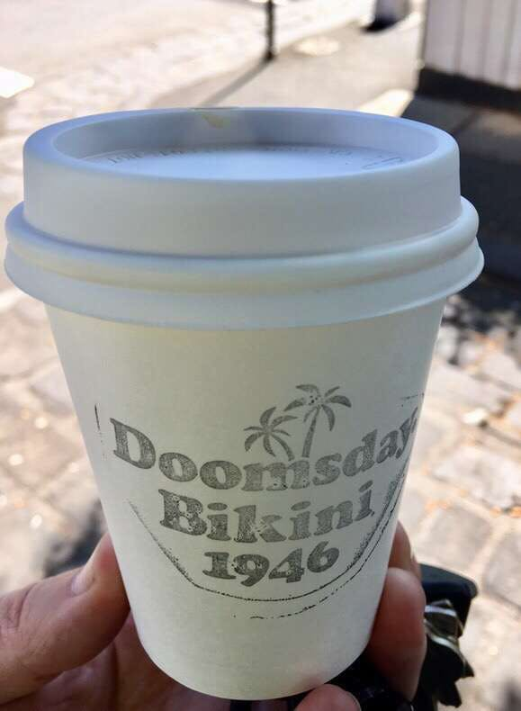 Doomsday Coffee To Go - Food Delivery Shop