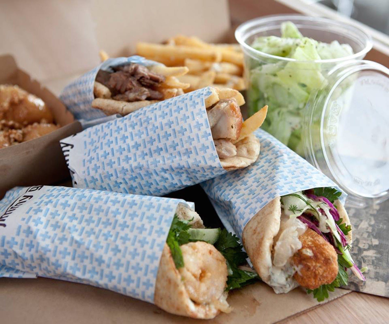 Jimmy Grants - Fitzroy - Food Delivery Shop