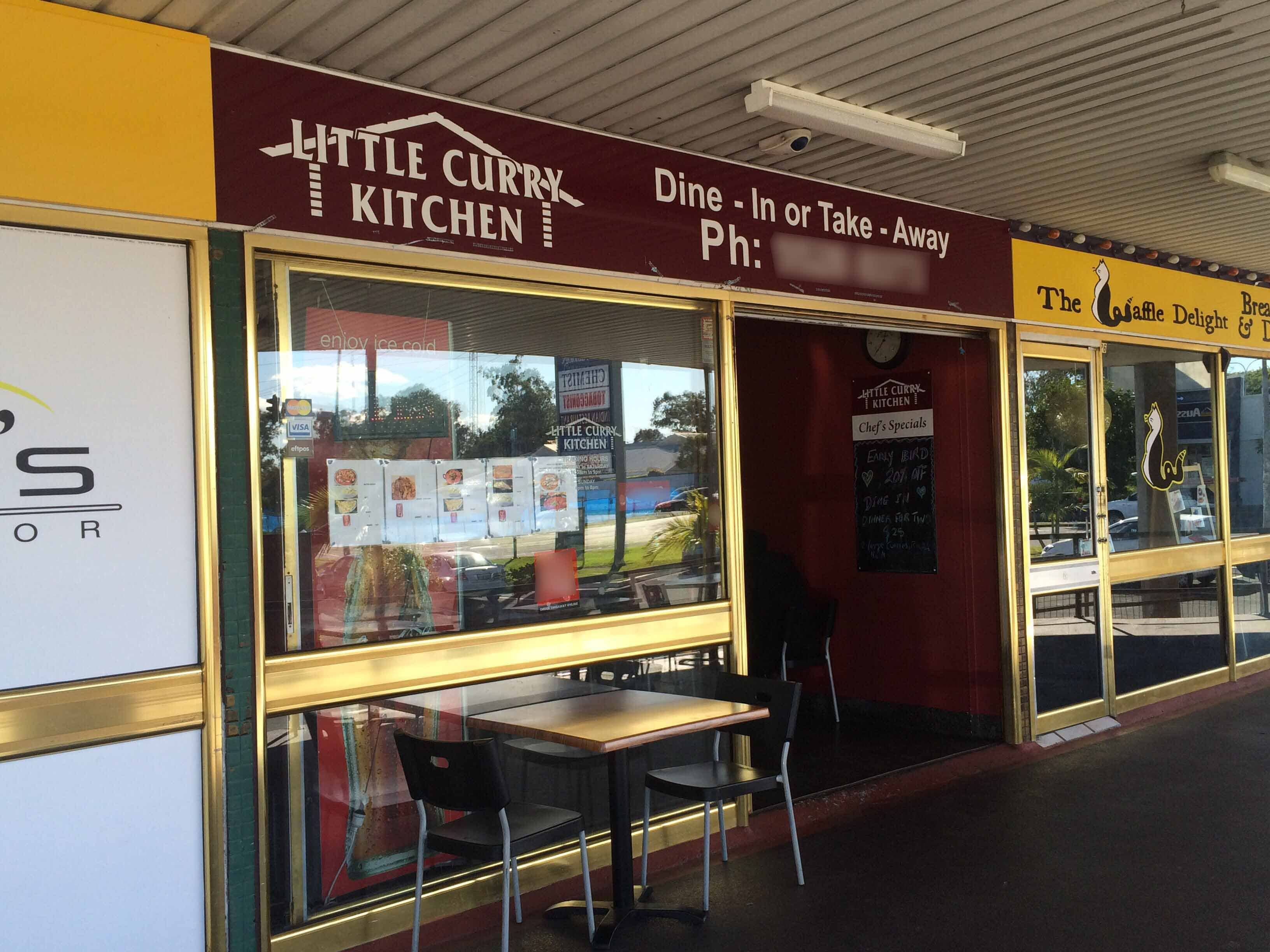 Little Curry Kitchen - Food Delivery Shop
