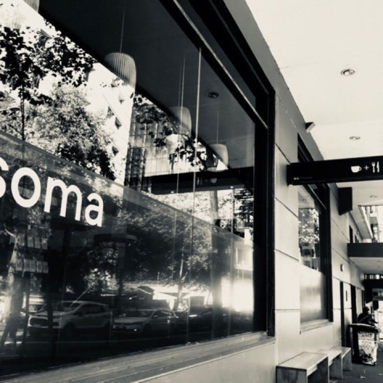 Soma - Ultimo - Food Delivery Shop