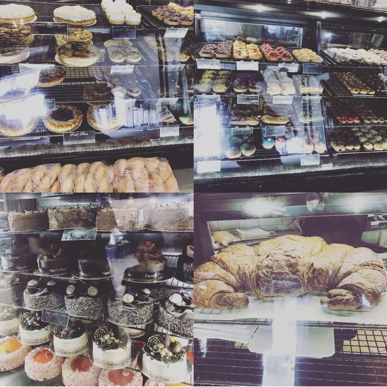 French Patisserie - Food Delivery Shop