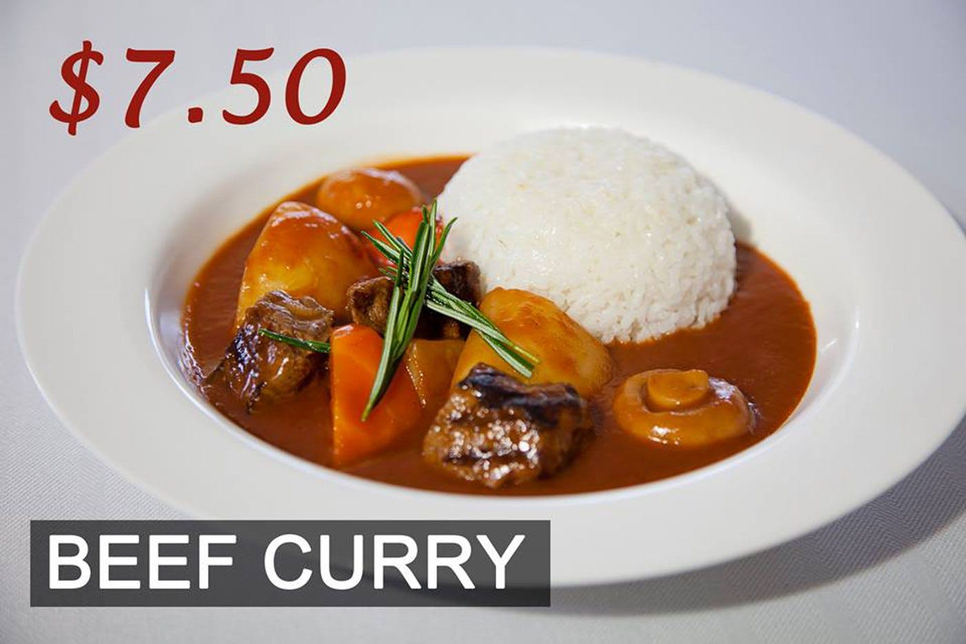 Mr Curry - Toowong - Food Delivery Shop