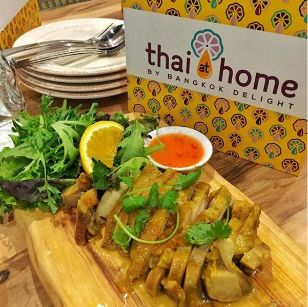 Thai at Home - Food Delivery Shop