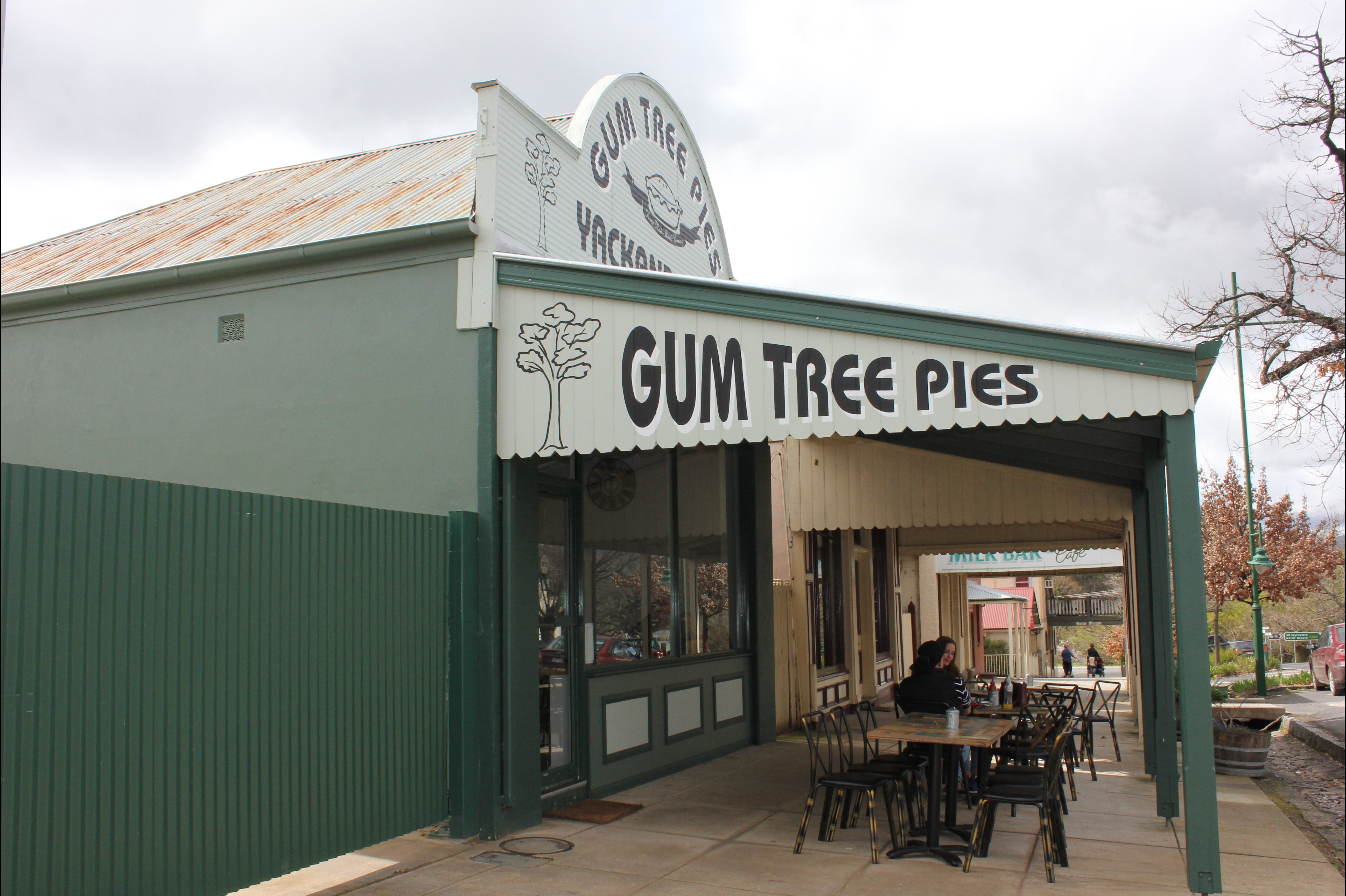 Gum Tree Pies - Food Delivery Shop