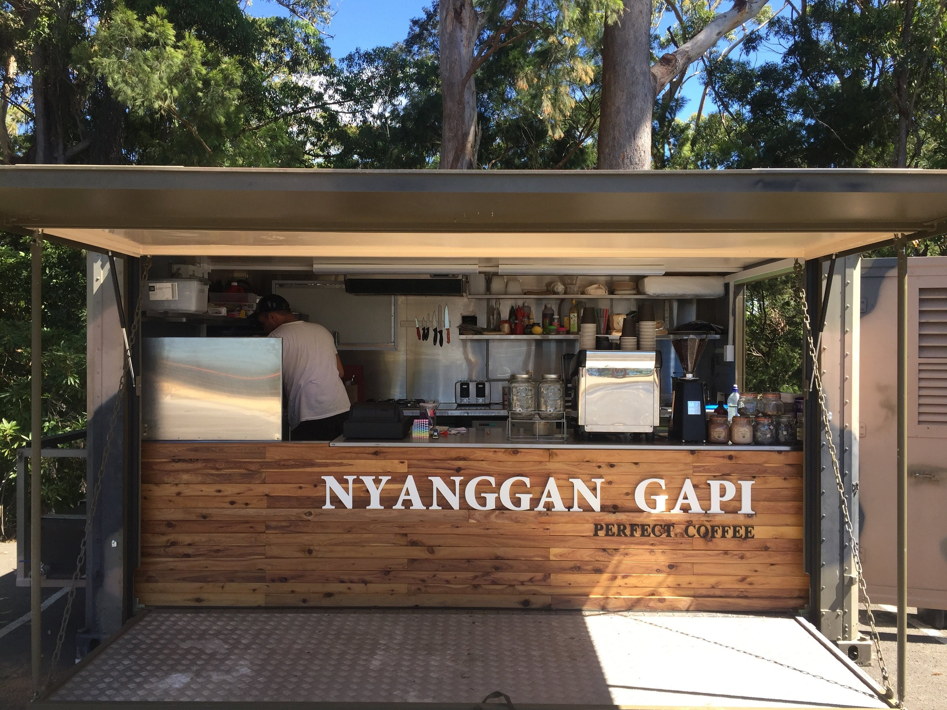 Nyanggan Gapi Cafe - Food Delivery Shop