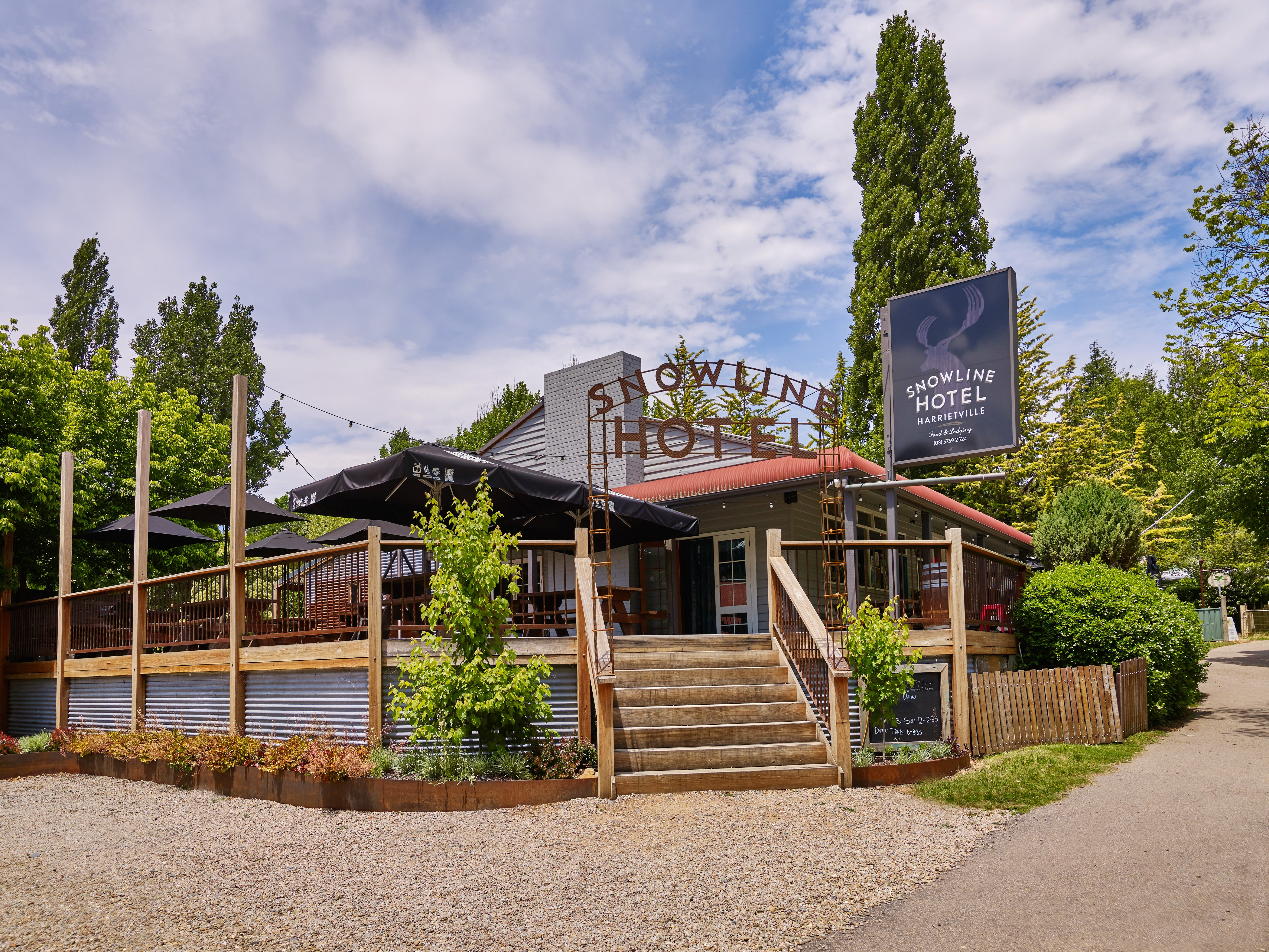 The Harrietville Snowline Hotel - Food Delivery Shop
