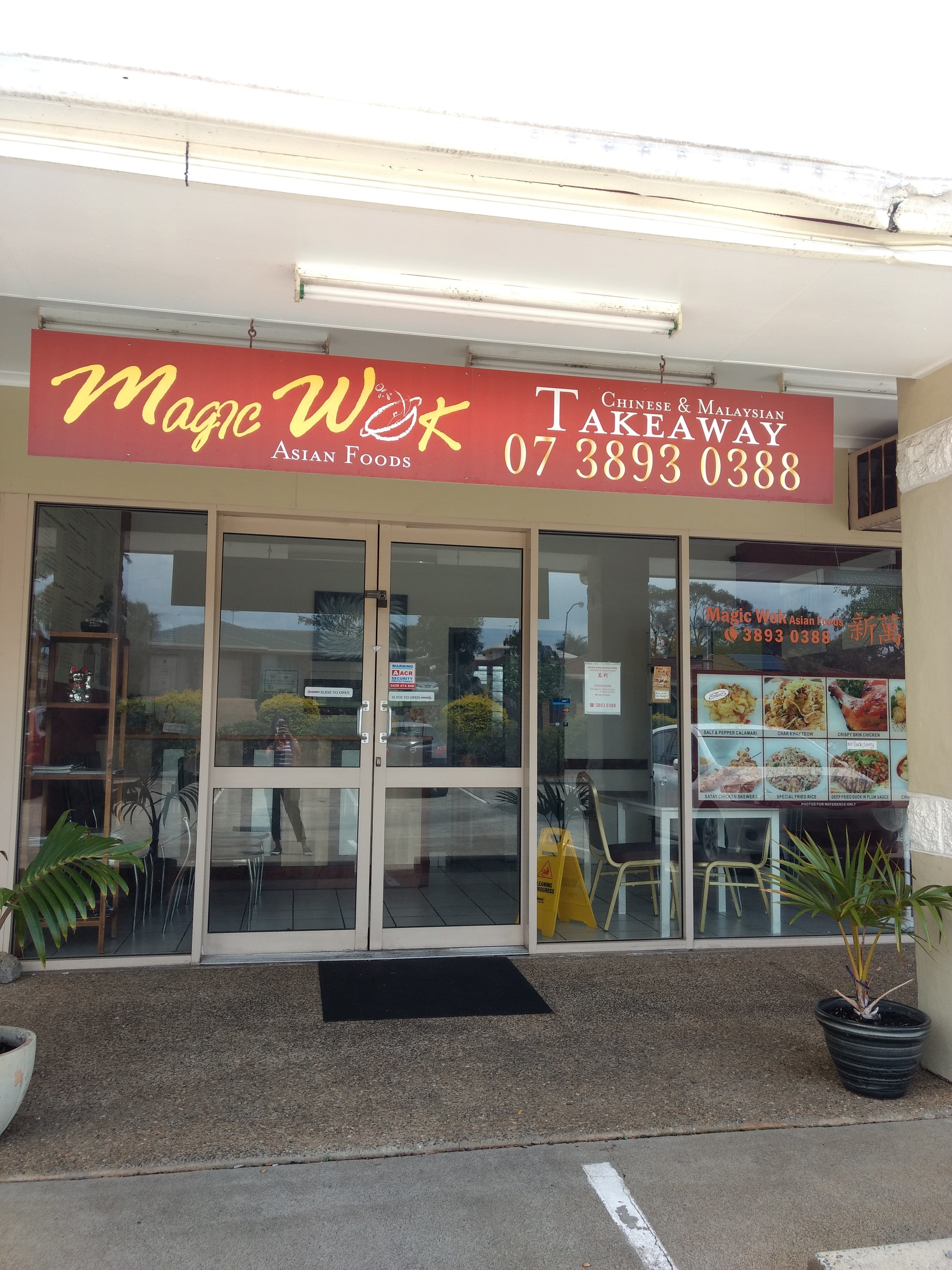 Magic Wok Asian Foods - Food Delivery Shop