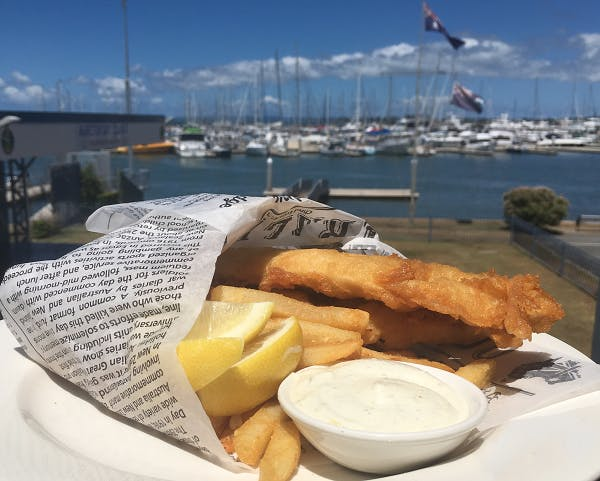 Moreton Bay Trailer Boat Club Bistro - Food Delivery Shop