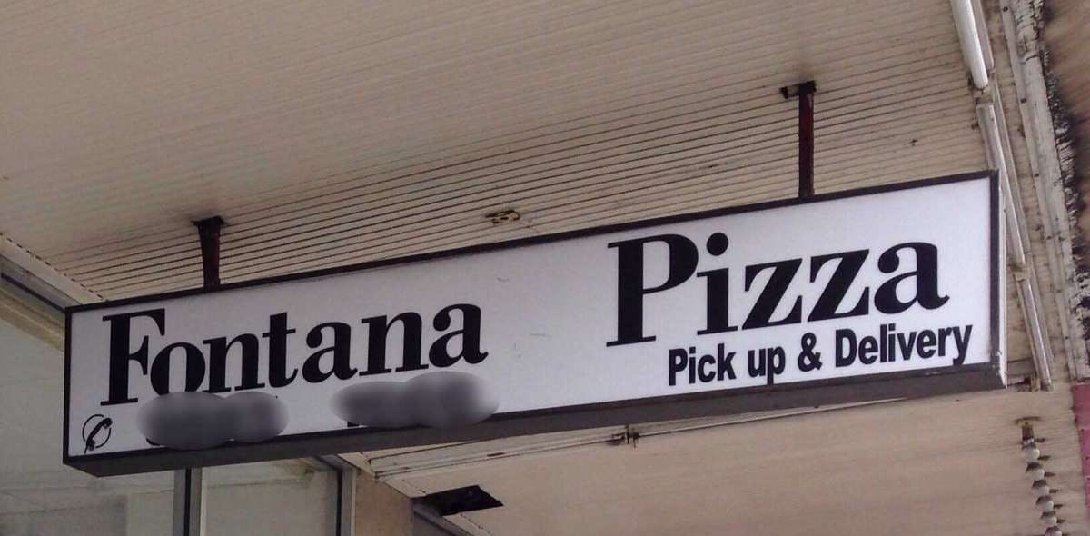Fontana Pizza - Food Delivery Shop