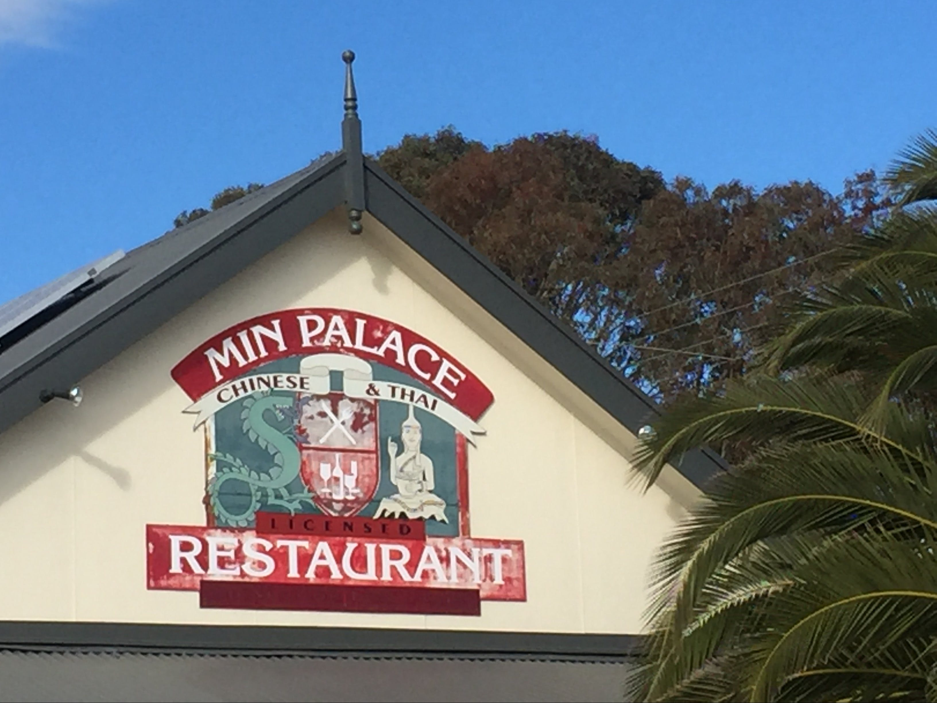 Min Palace Chinese and Thai Restaurant - Food Delivery Shop