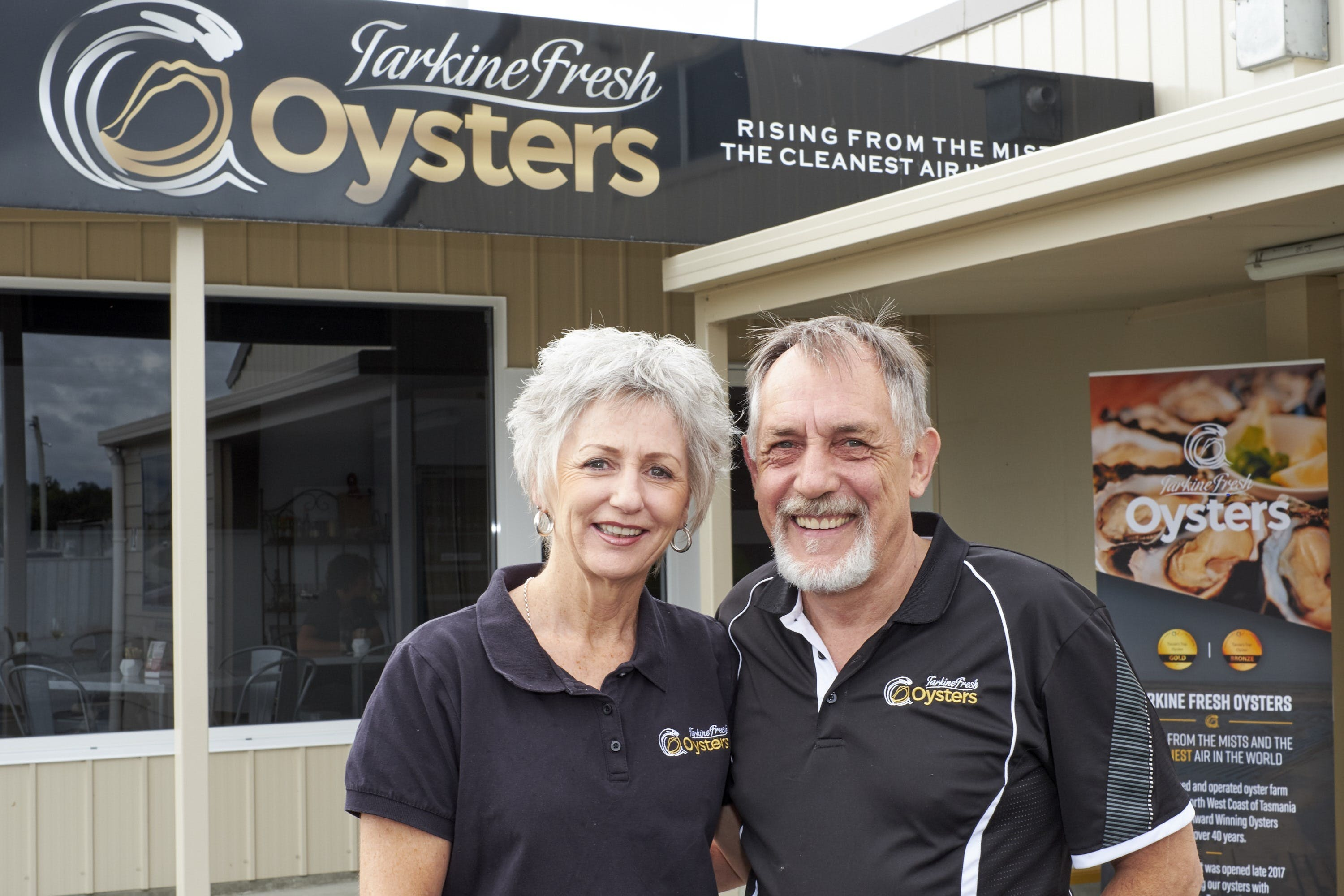 Tarkine Fresh Oysters - Food Delivery Shop