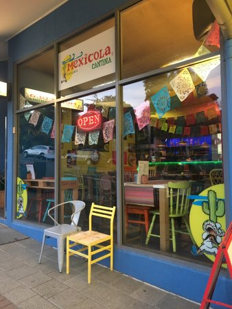 Mexicola Cantina - Food Delivery Shop
