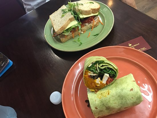 Wes's Walkabout Cafe - Food Delivery Shop