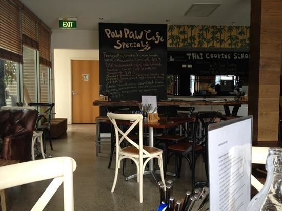 Pawpaw Cafe - Food Delivery Shop