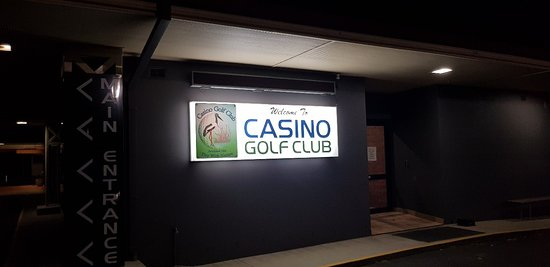 Casino Golf Club - Food Delivery Shop