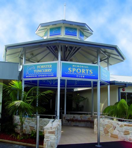 Sporties Tuncurry - Food Delivery Shop