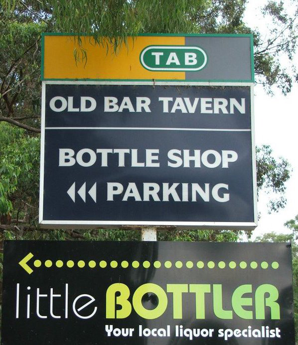 Old Bar Tavern - Food Delivery Shop