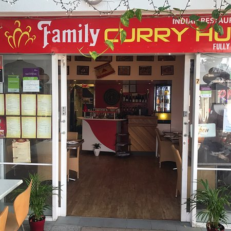 Family Curry Hub - Food Delivery Shop