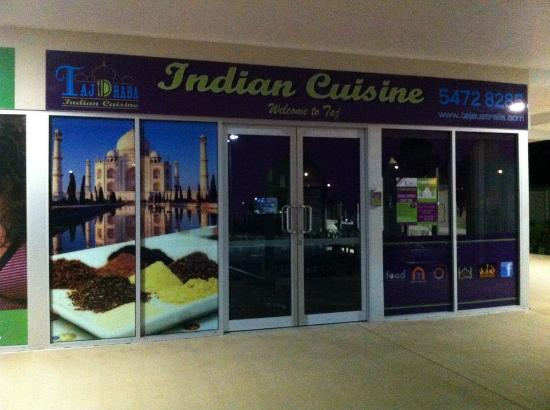 Taj Dhaba Indian Cuisine - Food Delivery Shop