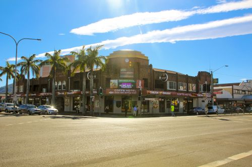 The Coffs Hotel - Food Delivery Shop