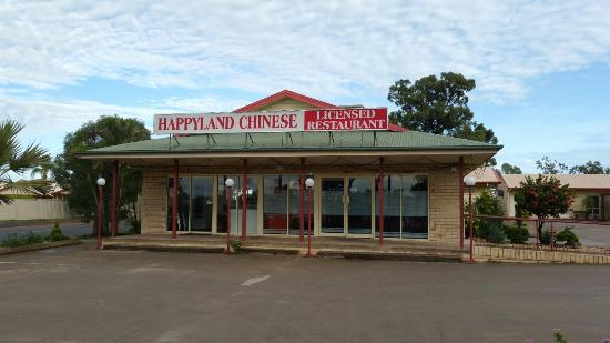 Happyland Chinese Restaurant - Food Delivery Shop