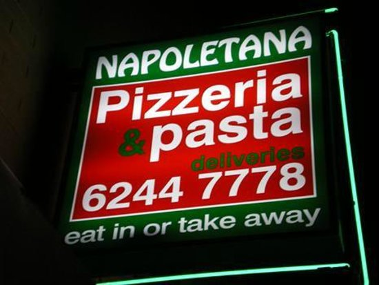 Napoletana Pizza  Pasta House - Food Delivery Shop