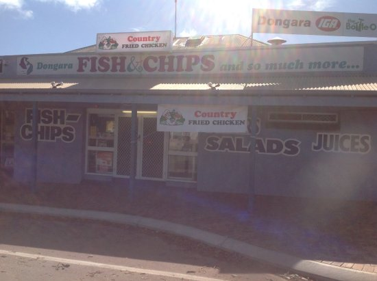 Dongara Fish  Chips - Food Delivery Shop
