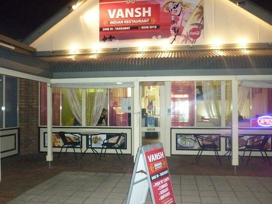 Vansh - Food Delivery Shop