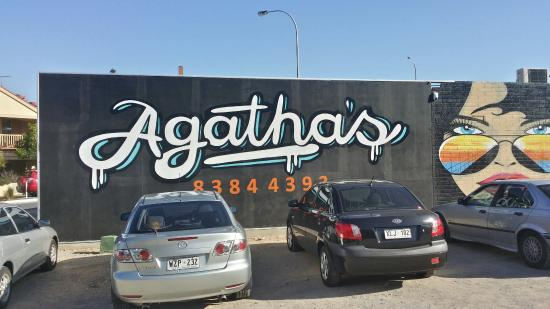 Agatha's - Food Delivery Shop
