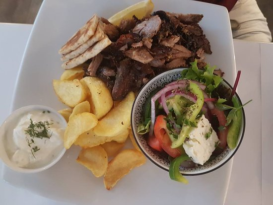 Yanni's Taverna - Food Delivery Shop