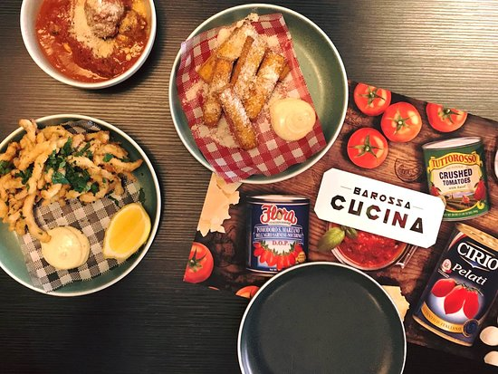 Barossa Cucina - Food Delivery Shop