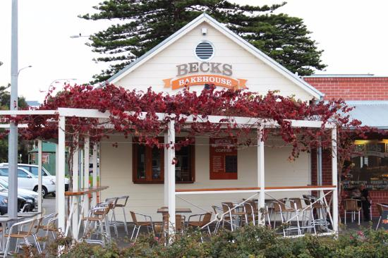Beck's Bakehouse - Food Delivery Shop