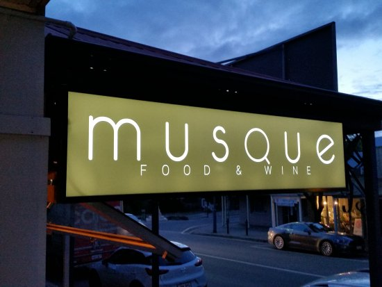 Musque Food  Wine - Food Delivery Shop