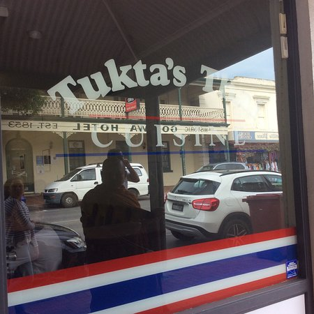 Tuktas Thai Cuisine - Food Delivery Shop