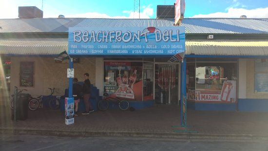 Beachfront Deli - Food Delivery Shop