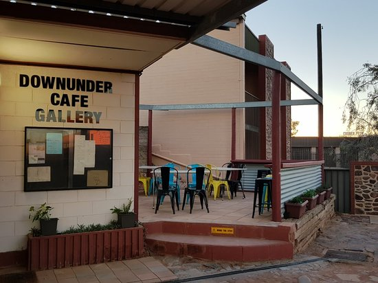 Downunder Gallery and Cafe - Food Delivery Shop