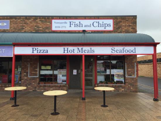 Normanville Fish Shop  Pizza - Food Delivery Shop
