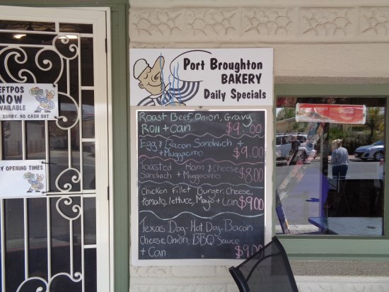 Port Broughton Bakery - Food Delivery Shop