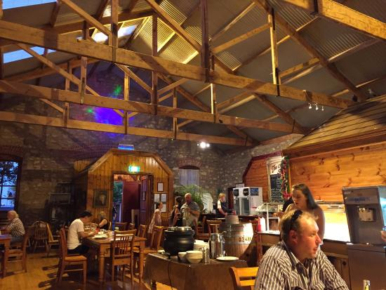 The Old Wool Store Cafe  Restaurant - Food Delivery Shop