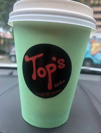 Top's Kitchen - Food Delivery Shop