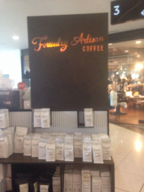 Foundry Artisan Coffee - Food Delivery Shop