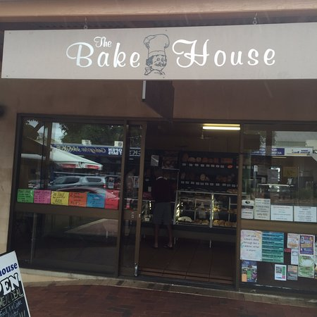 The Bakehouse - Food Delivery Shop