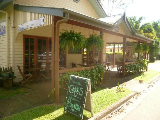 Allumbah Pocket Cottages Cafe - Food Delivery Shop