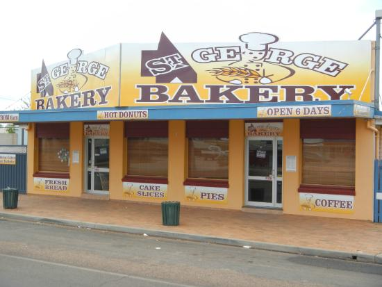 St George Bakery - Food Delivery Shop