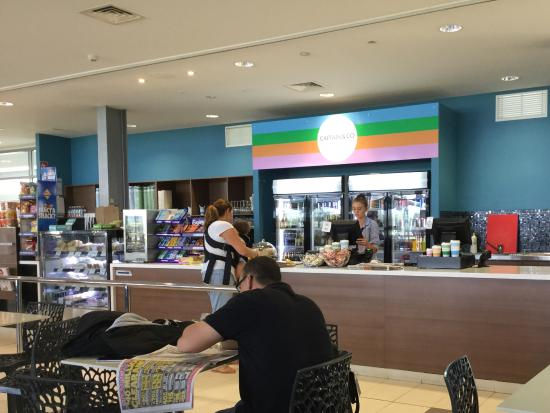 Whitsunday Coast Airport Cafe - Food Delivery Shop
