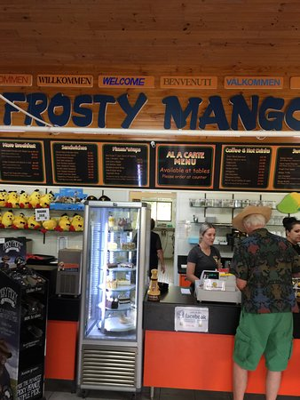 Frosty Mango - Food Delivery Shop