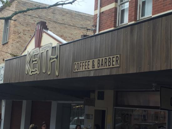 Keith Coffee - Food Delivery Shop