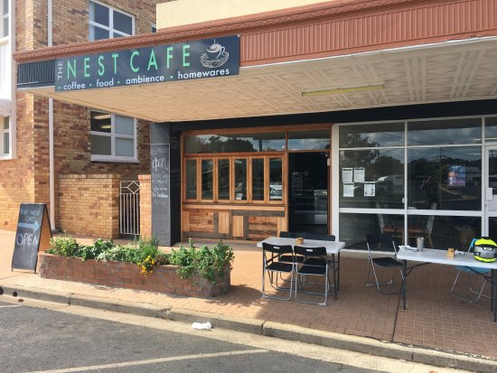 The Nest Cafe Crows Nest - Food Delivery Shop