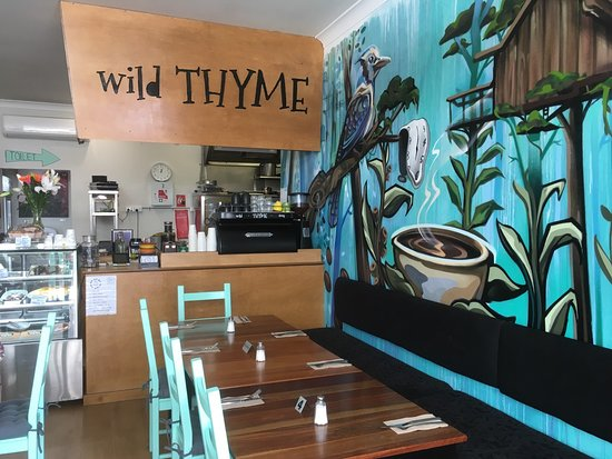 Wild THYME Dining - Food Delivery Shop